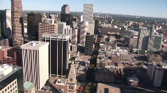 Denver Colorado Stock Footage