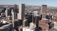 Stock Video Footage of aerial denver 1206 8