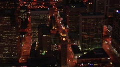 Aerial denver 1206 12 Stock Footage
