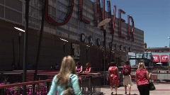 Stock Video Footage of 16th Street Mall Denver Colorado -7