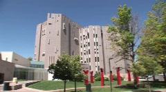 Denver Colorado Architecture-7 Stock Footage