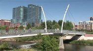 Stock Video Footage of Denver, CO confluence 708 5