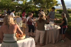 Maui carboparty 906 1 Stock Footage