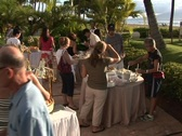 Stock Video Footage of maui carboparty 906 1