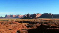 Monument Valley, Arizona Stock Footage