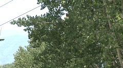 Summer Chairlift Snowmass Village 1 Stock Footage