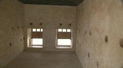 Fort Al Zubarah 6 Stock Footage