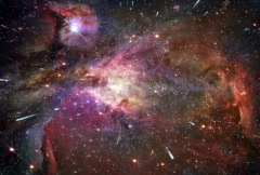 The Heavens 208 - NTSC Stock Footage