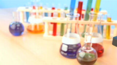 Science Education Stock Footage