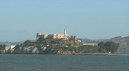 Stock Video Footage of The Rock - Alcatraz (3 of 7)