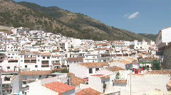 Mijas, Spain - stock footage