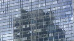 Skyline of Tel Aviv: Diamond exchange Building time lapse Stock Footage