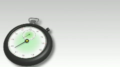 3d Watch moving Stock Footage