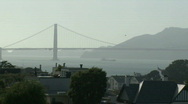 Stock Video Footage of San Francisco (x of x)