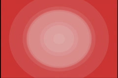Red Circles Stock Footage