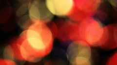 Spinning abstract lights for compisiting & effects Stock Footage