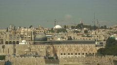 Pan AlAqsa Domerock Stock Footage