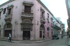colonial building havana 2 - stock footage