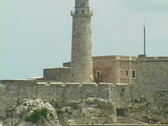 Stock Video Footage of el morro havana