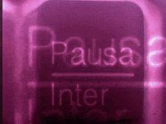 VJ Loop PamPam Pausa lr - stock footage