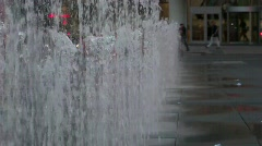 Waterfountain Stock Footage
