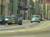 Stock Video Footage of old cars in havana 4