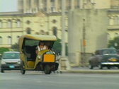 Stock Video Footage of old cars in havana