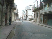 Stock Video Footage of deserted street