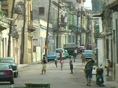 Stock Video Footage of streets of havana