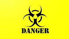 Bio Hazard - stock footage