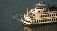 Stock Video Footage of Gateway Clipper 519