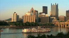 Gateway Clipper 515 Stock Footage
