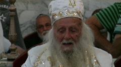 Celebration of Rabbi Meir Baal HaNess, Tiberias, Israel Stock Footage