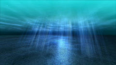 underwater tracking shot HD - stock footage