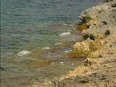 Mediterranean coast Stock Footage