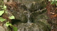 Fountain of Vorontsovsky park in Crimea. Stock Footage