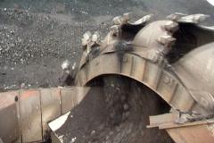 Coal mining. Stock Footage
