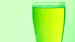 St. Paddy's day beer seamless loop - HD  Stock Footage