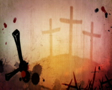 Easter Grunge Motion Background (PAL) - stock footage