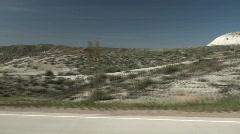 Highway travel ,America Stock Footage