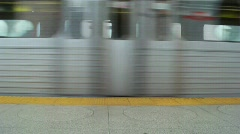 Subwayp Stock Footage