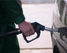 Refuelling - stock footage