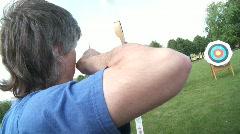 Archery Stock Footage
