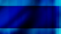 Blue Title Frame - stock footage