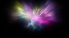 Purple motion background d2221A Stock Footage