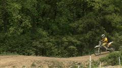 Dirt Bikes 558 Stock Footage