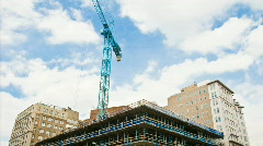 Täydellinen rakentamisen aika-raukeavat Arkistovideo