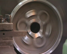 Milling 03 Stock Footage