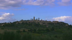 Stock Video Footage of Tuscany, Italy (time lapse)
