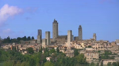 Tuscany, Italy (time lapse) - stock footage